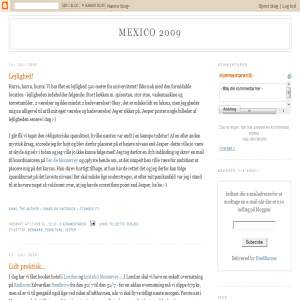 Mexico 2009