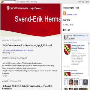 Seneste Nyt fra Svend-Erik Hermansen