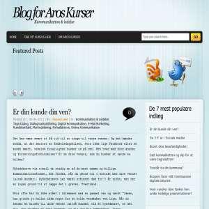 Aros Blog