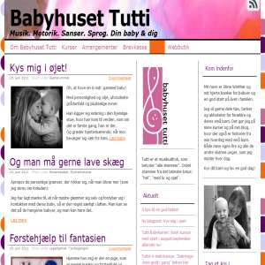 Babyhuset Tuttis blog