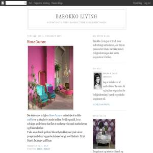 Barokko Living Blog