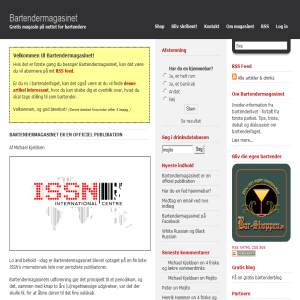 Bartendermagasinet - blog for bartendere