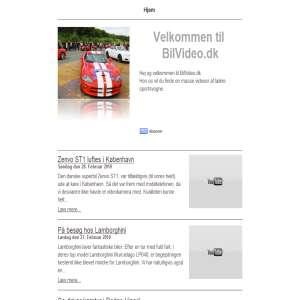 Bilvideo.dk