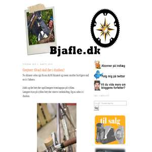 Bjafle.dk - Adventurerace, Mountainbike og Orientering