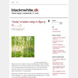 blacknwhite.dk
