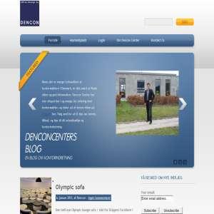 Dencon Centers blog om kontormøbler