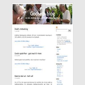 Godsets Blog