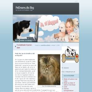 PetDreams.dks blog