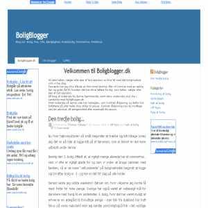 BoligBlogger.dk