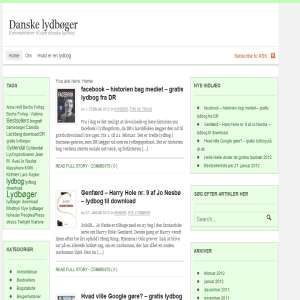 Danske lydb�ger