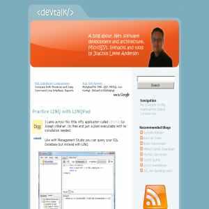 .Net Blog - Devtalk.dk