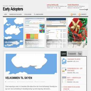 Early adopters - om innovation, web design & it anvendelse