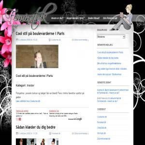 Onlinemagasinet feminet