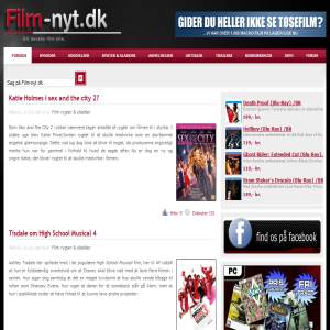 Film anmeldelser