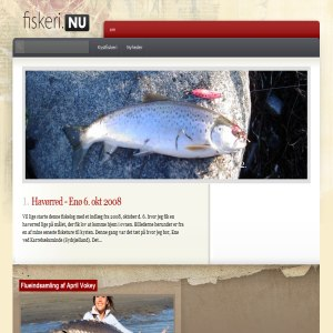 Fiskeri Blog - Alt om lystfiskeri