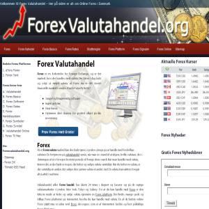 Handel med valuta online