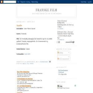 Franske film