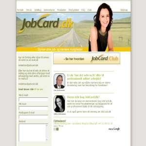 Job &; uddannelse -» jobsamtaler