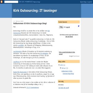 Kirk Outsourcing