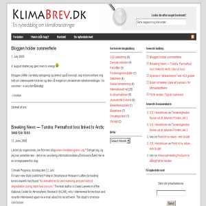 Klimabrev.dk