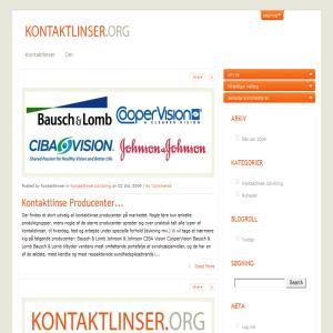 Kontaktlinser.org - Alt om Linser