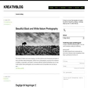 Kreativblog