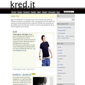 kred.it Bloggen