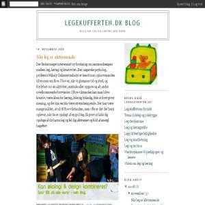 Legekuffertens Blog