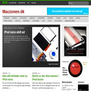 Maczonen.dk