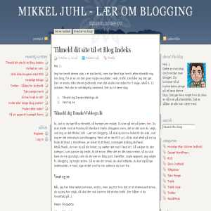 Lær om blogging