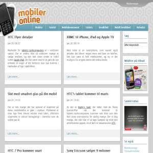 Mobiler online blog