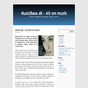 MusicBase.dk - Alt om musik