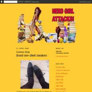 Nerd Girl Attacks