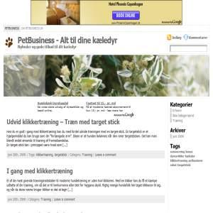 PetBusiness.dk