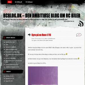 RCBlog.dk