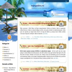 Rejseguiden.eu - Gode rejser på nettet