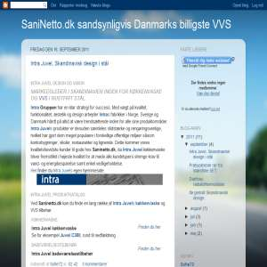 SaniNetto.dk sandsynligvis danmarks billigste VVS