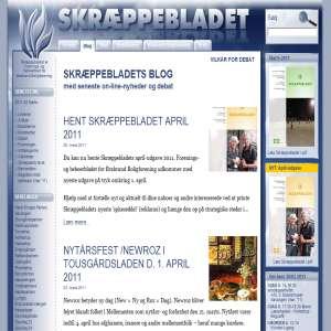 Skræppebladets blog