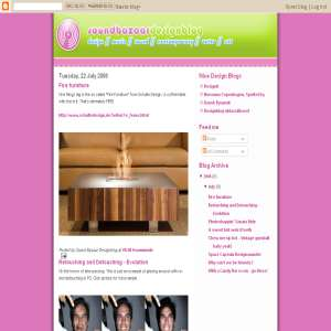 Soundbazaar Designblog
