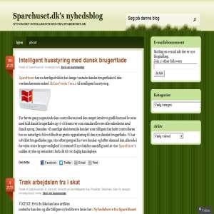 SpareHuset.dk Nyhedsblog