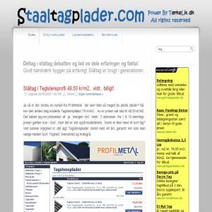 Staaltagplader.com