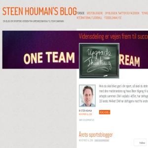 Steen Houmans blog