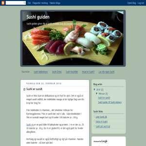 Sushi Guiden