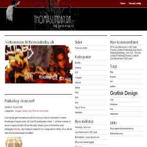 Grafisk Design - Thomas Lindby