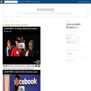 WebPepper