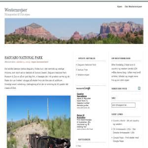 Western Rejser - Tips til rejsen til USA