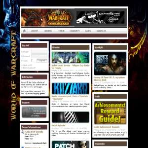 World of Warcraft i hos Wow Gaming