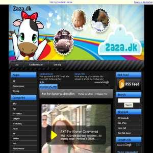 Zaza.dk - Danmarks Sjoveste Blog