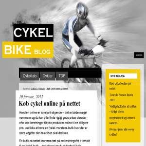 Køb cykler online