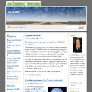 Om blogs